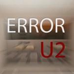 Error U2