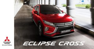 Diskon Eclipse Cross Ultimate