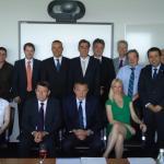 Landeswirtschaftssenat informiert sich über Innovationen und Patente