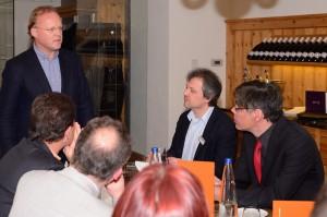 Impressionen von der 1. BVMW München Unternehmer Lounge