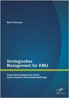 cover strategisches management KMU