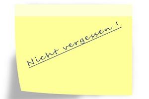 Bild Namensgedächtnis, S.Geissler / pixelio.de