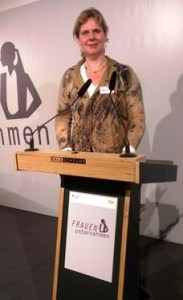 Sigrid Hauer, Geschäftsführerin EBH GmbH