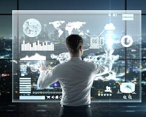 Innovative Technologien werden die bisherige Art zu Arbeiten revolutionieren (Foto: Triumph Adler / Fotalia)
