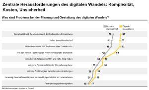 Die Schwierigkeiten des digitalen Wandels