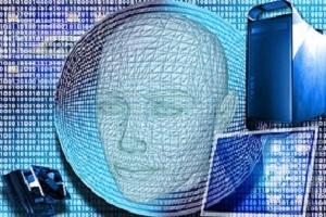 CeBit-Messe Digitalisierung