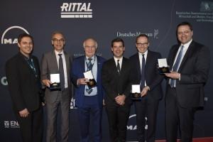 Dieselmedaille 2016 Gewinner Foto