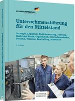 Foto Buch Unternehmensführung für den Mittelstand (Foto: prospero)
