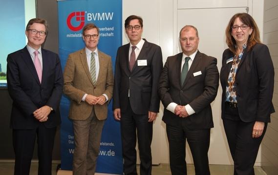 Projektstart Gesunder Mittelstand in München