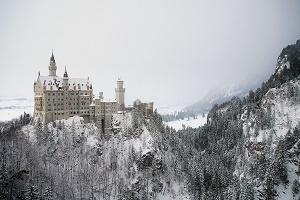 Bayerischer Tourismus: Schloss Neuschwanstein ist ein beliebtes Ziel für Tourismus