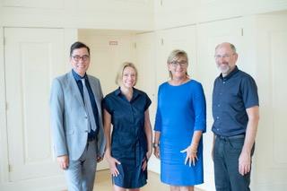 BLLV Diskussionsrunde in München über die Anforderungen von Schule und Wirtschaft