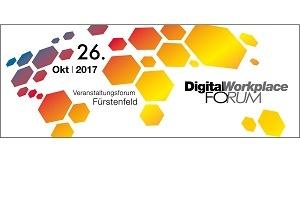 Digital Workplace Forum Logo Bild