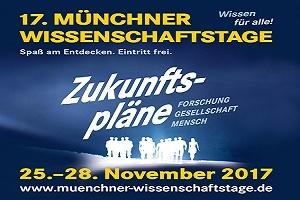 Münchner Wissenschaftstage Logo