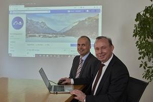 Berchtesgadener Land Wirtschaftsraum Facebook Launch Foto