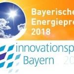 Innovationspreis und Energiepreis 2018: Jetzt bewerben!