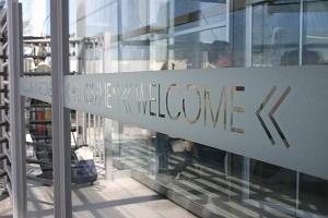 Geschäftsreisen Airport Foto