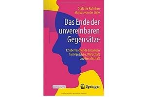 Buch Gegensätze Cover