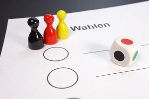 Podiumsdiskussion Wahl Parteien Bild