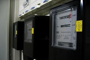 Smart Meter Stromzähler Foto