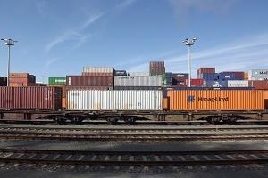 Handel Exporte Rekord Foto