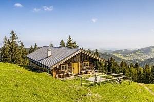 Wirtschaftskraft Bayern Alpenland Foto