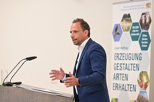 Umweltminister Bayern