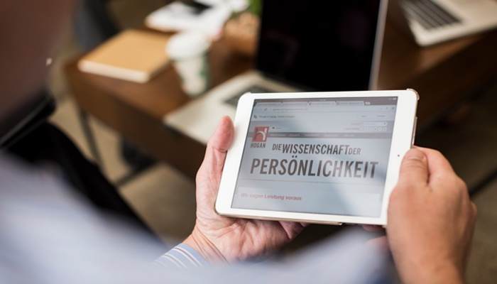 Bild Hogan Assessments Persönlichkeitstests Foto