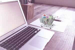 Handel Digitalisierung E Commerce Foto