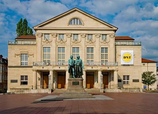 Thüringen Weimar Nationaltheater