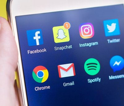 Social Media Kanäle werden für das Marketing von Unternehmen immer interessanter