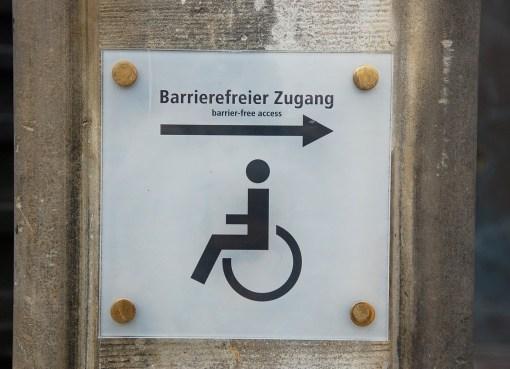 Barrierefreiheit Foto