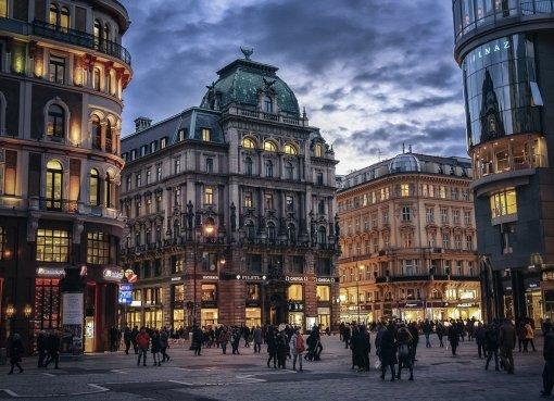 Wien Kredite Vergabe Österreich Foto
