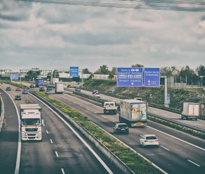 Investitionsbeschleunigungsgesetz Autobahn Foto
