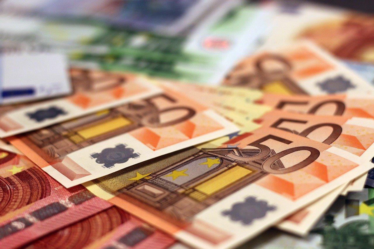 BayernFonds Foto Euro Bargeld