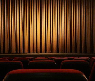 Unternehmerlohn Foto Kino Theater