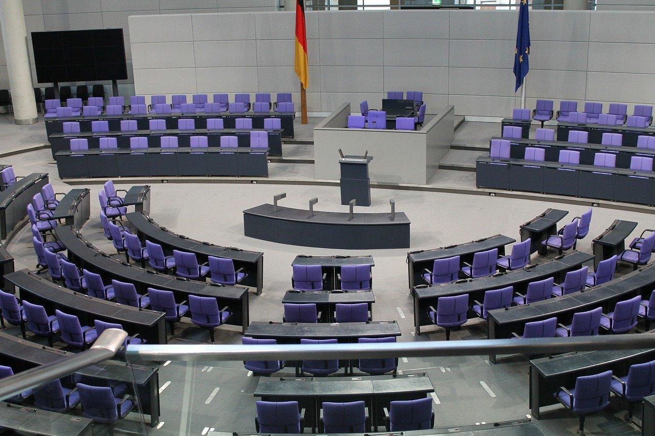 Europäisches Einheitspatent Bundestag Foto