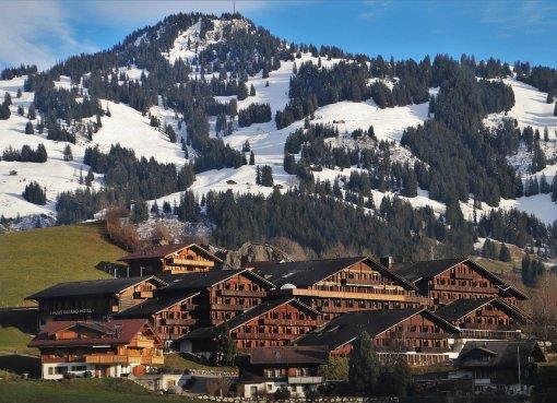 Hotel Novemberhilfen Foto Alpen