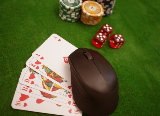 Online Casinos Techniken Technologie Foto