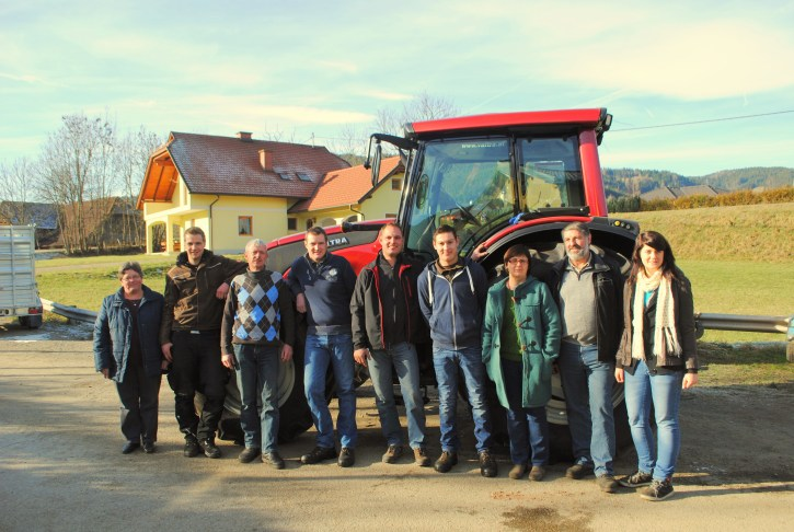 Landtechnik Mittinger Team