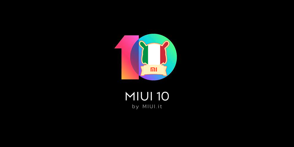 MIUI ITA 9.6.20 disponibile per il download