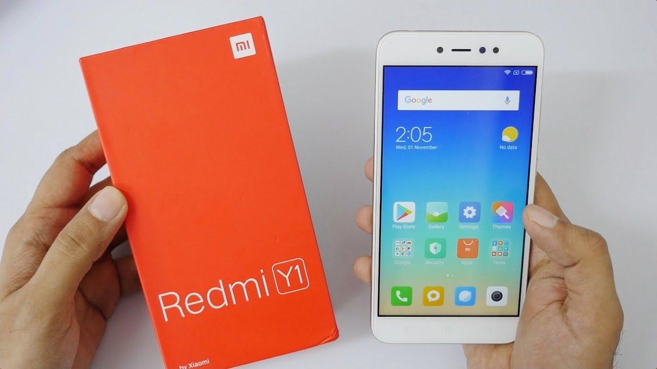 Lo Xiaomi Redmi Y1 e Redmi Y1 Lite iniziano a ricevere l'aggiornamento MIUI 10 in India!