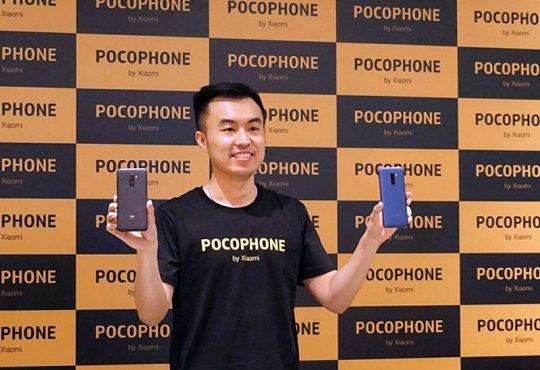 Alvin Tse Xiaomi Indonesia