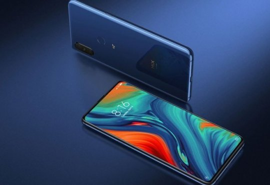 Xiaomi Mi Note 10 concept