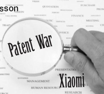Xiaomi ed Ericsson causa brevetti