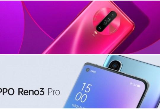 Redmi K30 5G vs OPPO Reno 3 Pro 5G