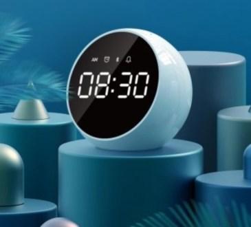 Xiaomi radiosveglia ZMI Smart Alarm Clock Speaker (1)