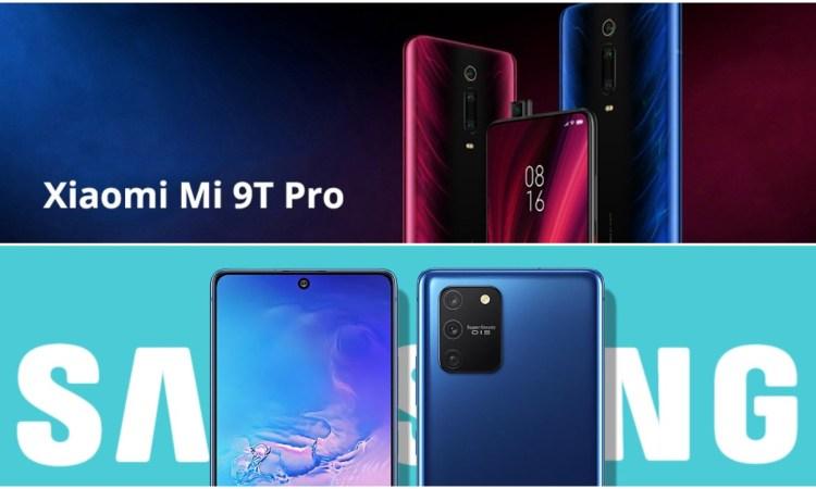 Xiaomi Mi 9T Pro vs Samsung Galaxy S10 Lite (1)