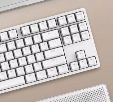 Xiaomi Yuemi Mechanical Keyboard di 2° gen (2)