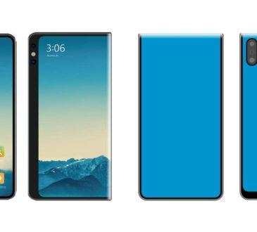 Xiaomi brevetto smartphone flessibili
