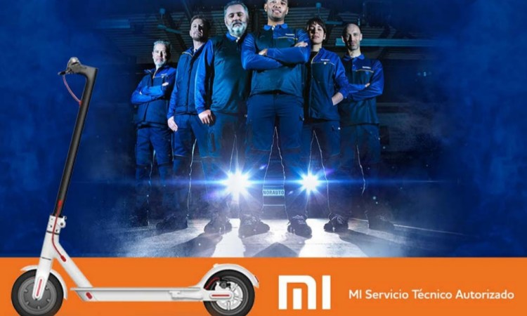 Norauto partner ufficiale Xiaomi Mi Electric Scooter